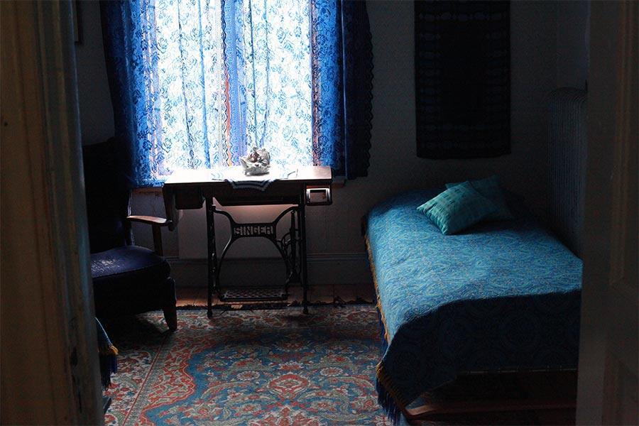 Blå Rummet Borgvattnet