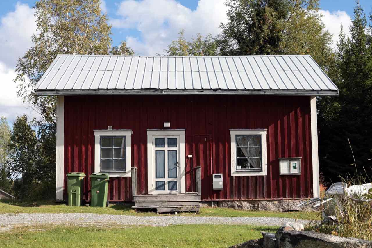 Röda Stugan - Borgvattnets Prästgård