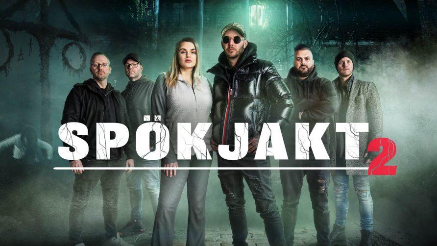 Spökjakt Säsong 2 – Borgvattnet (teaser, intervju)
