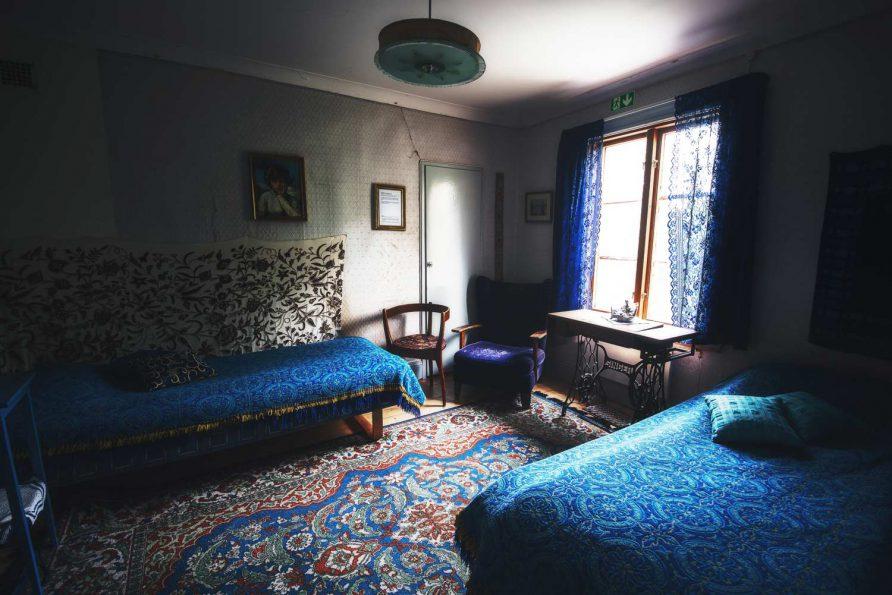 Blå Rummet