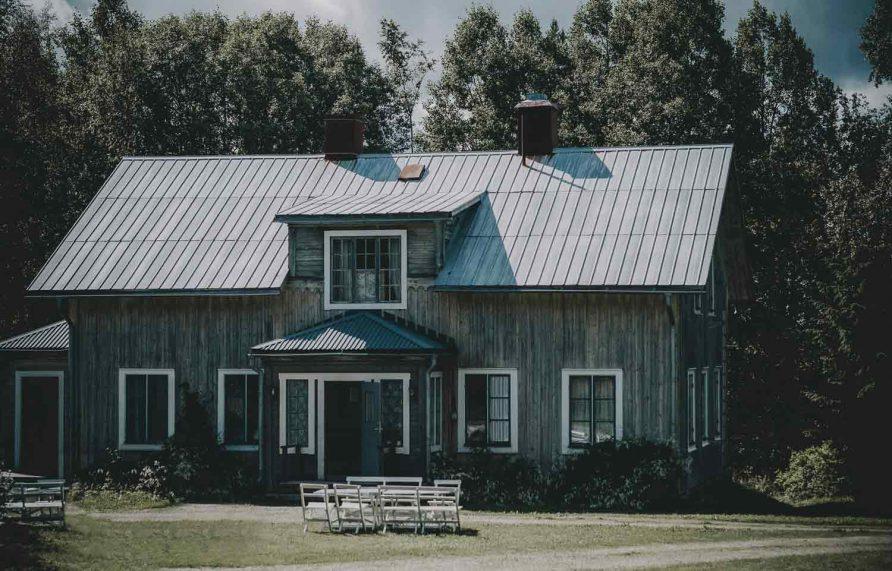 Borgvattnets Prästgård i Sveriges Radio