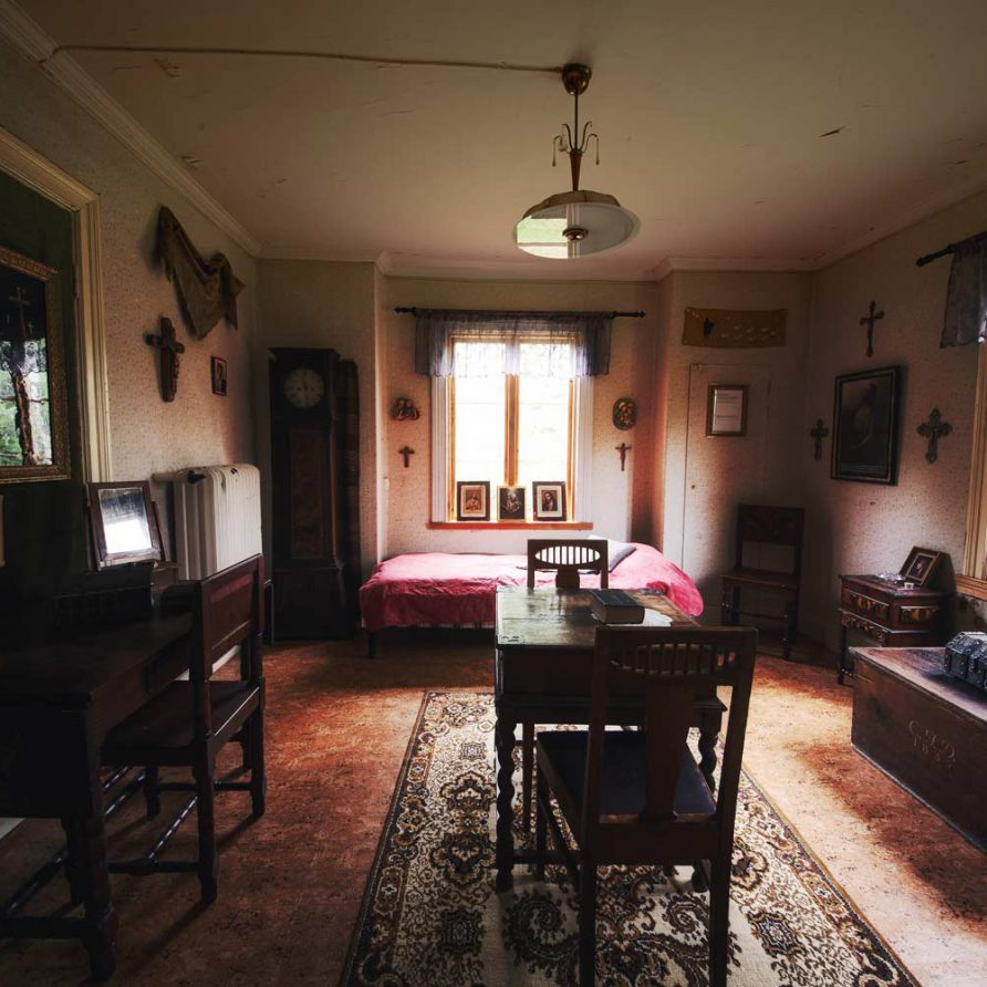 Kammaren Borgvattnet Prästgård