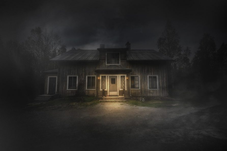 Sverige mest hemsökta hus