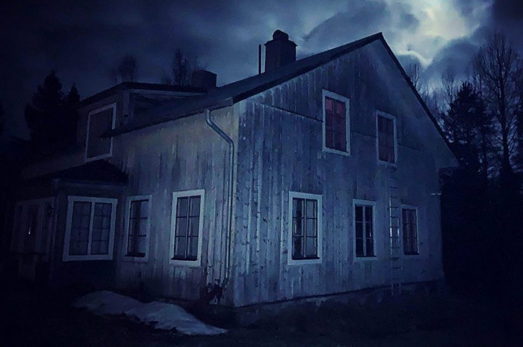 Haunted House Sweden