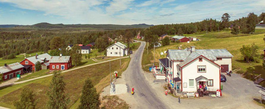 Affär Shop Borgvattnet By Underbar Vy